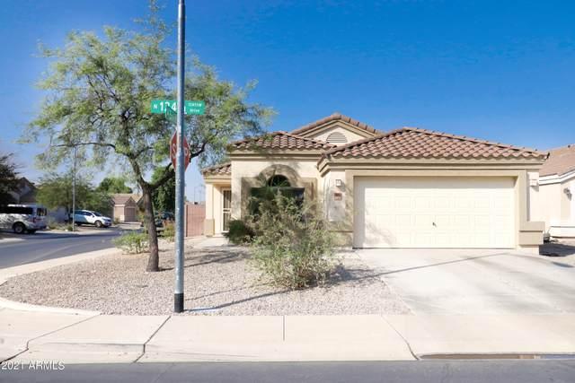 14802 N 124TH Drive, El Mirage, AZ 85335 (MLS #6290210) :: Devor Real Estate Associates