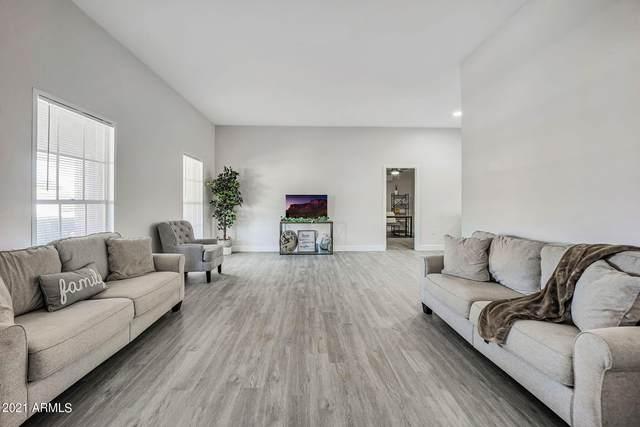 16618 N Orchard Hills Drive, Sun City, AZ 85351 (MLS #6290224) :: Elite Home Advisors