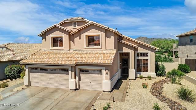 4626 E Tumbleweed Drive, Cave Creek, AZ 85331 (MLS #6290239) :: RE/MAX Desert Showcase