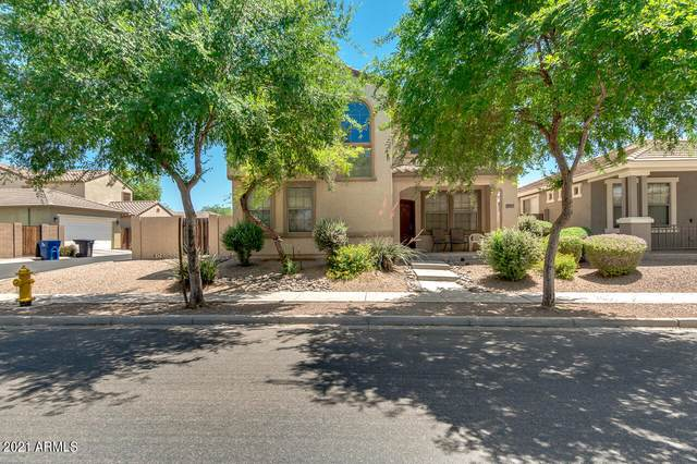 1947 S Colt Drive, Gilbert, AZ 85295 (MLS #6290252) :: neXGen Real Estate