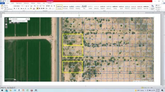 0 N Montgomery Road, Casa Grande, AZ 85193 (MLS #6290257) :: Executive Realty Advisors