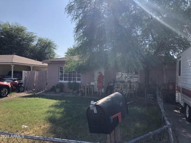 6734 N 32ND Drive, Phoenix, AZ 85017 (MLS #6290293) :: Yost Realty Group at RE/MAX Casa Grande