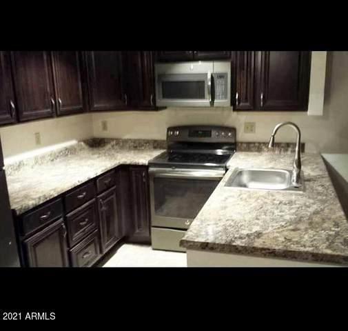 3601 W Tierra Buena Lane #168, Phoenix, AZ 85053 (MLS #6290340) :: NextView Home Professionals, Brokered by eXp Realty