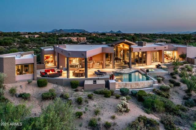 9696 E Rising Sun Drive, Scottsdale, AZ 85262 (MLS #6290351) :: The Copa Team | The Maricopa Real Estate Company