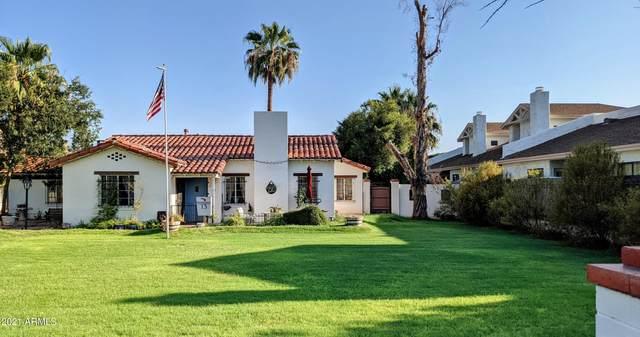 13 W Missouri Avenue, Phoenix, AZ 85013 (MLS #6290363) :: Elite Home Advisors