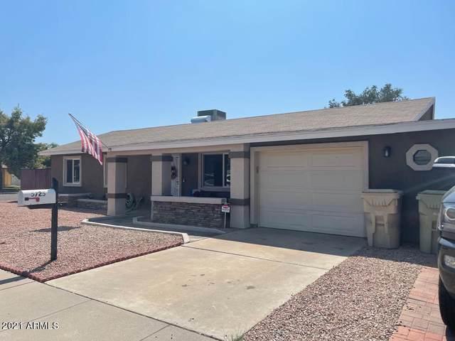 5725 W Cortez Street, Glendale, AZ 85304 (MLS #6290383) :: Klaus Team Real Estate Solutions