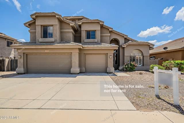 11029 E Decatur Street, Mesa, AZ 85207 (MLS #6290397) :: Elite Home Advisors