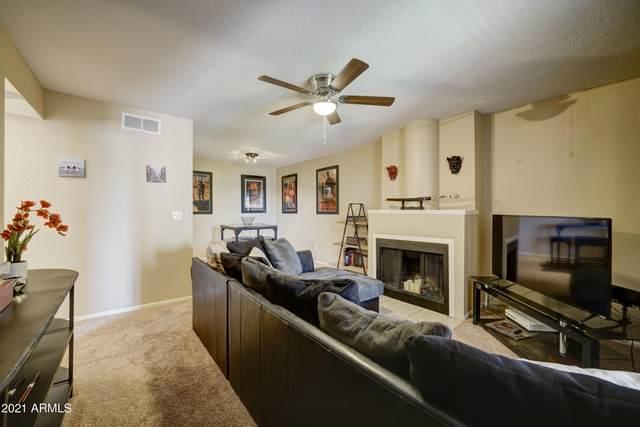 1340 N Recker Road #331, Mesa, AZ 85205 (MLS #6290410) :: Executive Realty Advisors