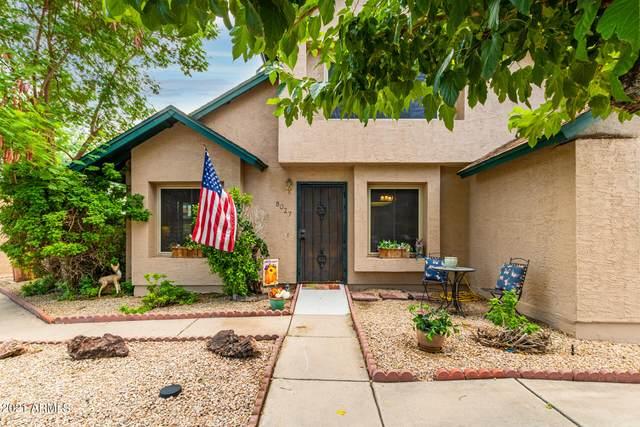 8027 N 48TH Avenue, Glendale, AZ 85302 (MLS #6290446) :: Elite Home Advisors