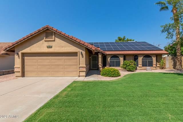 5766 E Enrose Street, Mesa, AZ 85205 (MLS #6290484) :: Yost Realty Group at RE/MAX Casa Grande