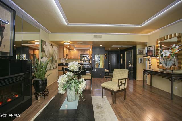 7930 E Camelback Road #108, Scottsdale, AZ 85251 (MLS #6290506) :: Elite Home Advisors