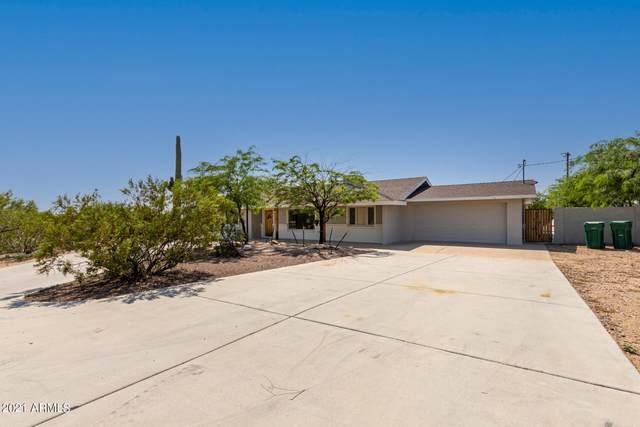 2734 N 80TH Street, Mesa, AZ 85207 (MLS #6290507) :: Yost Realty Group at RE/MAX Casa Grande