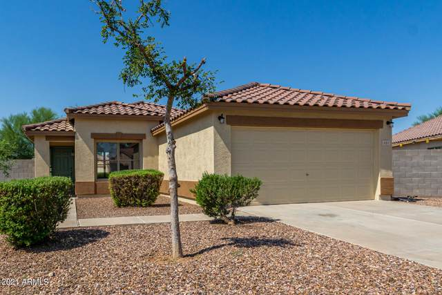 581 W Jardin Loop, Casa Grande, AZ 85122 (MLS #6290509) :: Executive Realty Advisors