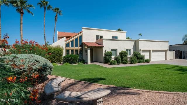 8039 N Via De Lago, Scottsdale, AZ 85258 (MLS #6290510) :: Elite Home Advisors