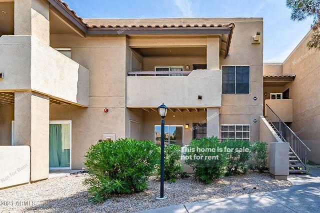 9450 E Becker Lane #1049, Scottsdale, AZ 85260 (MLS #6290522) :: Executive Realty Advisors