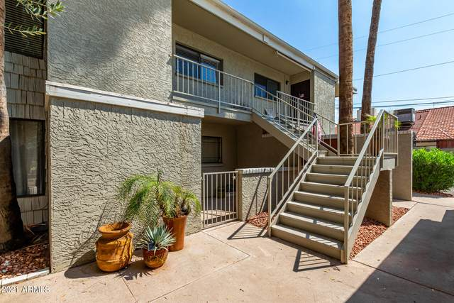 1302 E Maryland Avenue #14, Phoenix, AZ 85014 (MLS #6290573) :: Power Realty Group Model Home Center