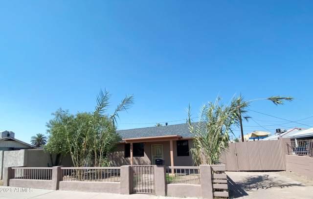 632 E Clarendon Avenue, Phoenix, AZ 85012 (MLS #6290590) :: The Newman Team