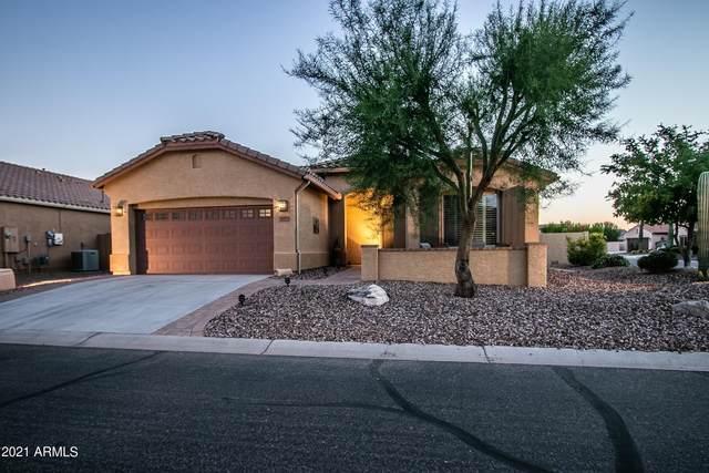 5199 W Tortoise Drive, Eloy, AZ 85131 (MLS #6290606) :: Executive Realty Advisors