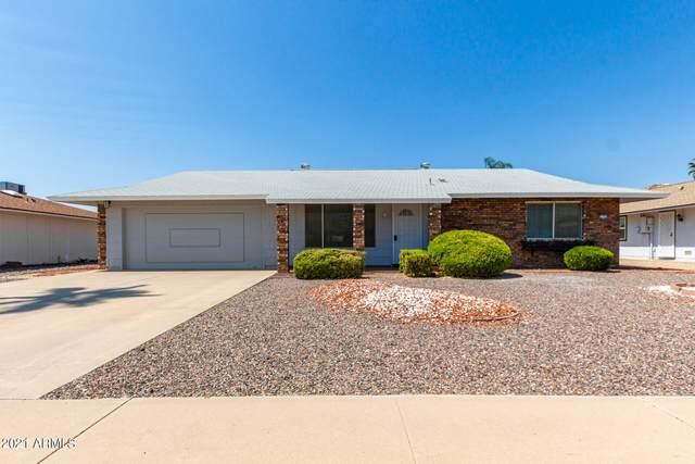 17222 N Foothills Drive, Sun City, AZ 85373 (MLS #6290618) :: Executive Realty Advisors