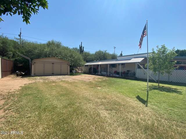 34483 S Bertha Street, Black Canyon City, AZ 85324 (MLS #6290628) :: The Riddle Group