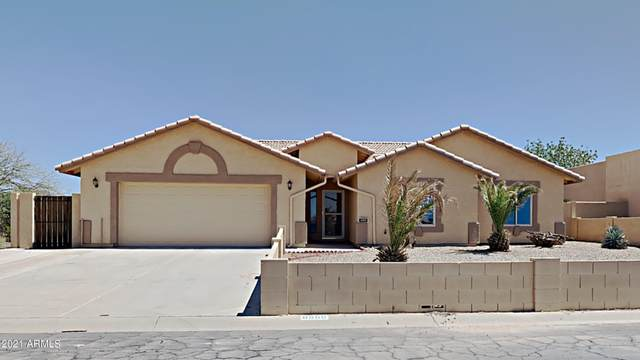 8559 W Torreon Drive, Arizona City, AZ 85123 (MLS #6290663) :: Service First Realty