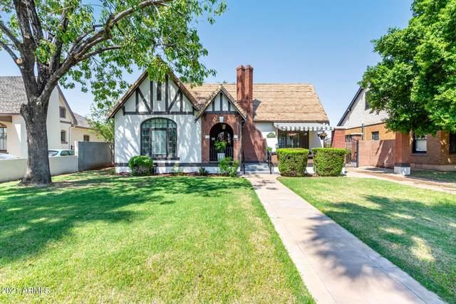 906 W Portland Street, Phoenix, AZ 85007 (MLS #6290669) :: The Riddle Group