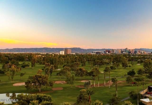 1040 E Osborn Road #604, Phoenix, AZ 85014 (MLS #6290678) :: The Ellens Team
