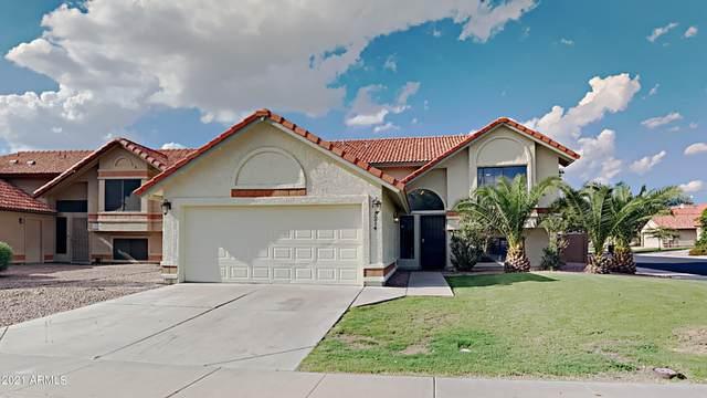 1214 W Sea Crest Drive, Gilbert, AZ 85233 (MLS #6290707) :: Elite Home Advisors
