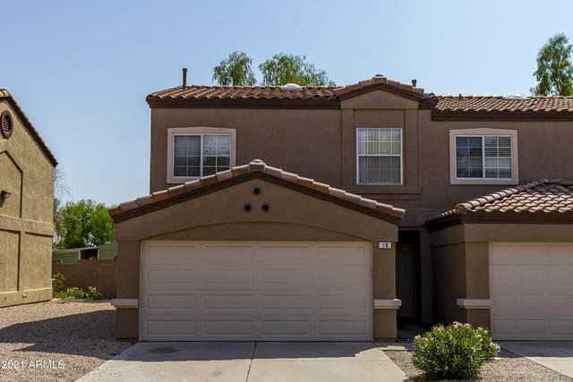 125 S 56th Street #10, Mesa, AZ 85206 (MLS #6290764) :: Hurtado Homes Group