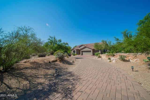 7852 E Alta Sierra Circle, Scottsdale, AZ 85266 (MLS #6290830) :: Executive Realty Advisors
