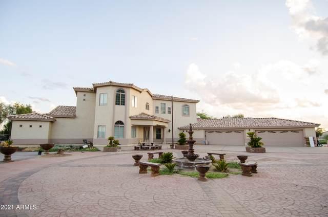 11743 S Dean Road, Buckeye, AZ 85326 (MLS #6290864) :: Klaus Team Real Estate Solutions