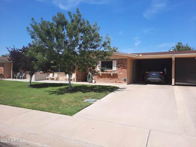 10314 W Audrey Drive, Sun City, AZ 85351 (MLS #6290866) :: Yost Realty Group at RE/MAX Casa Grande