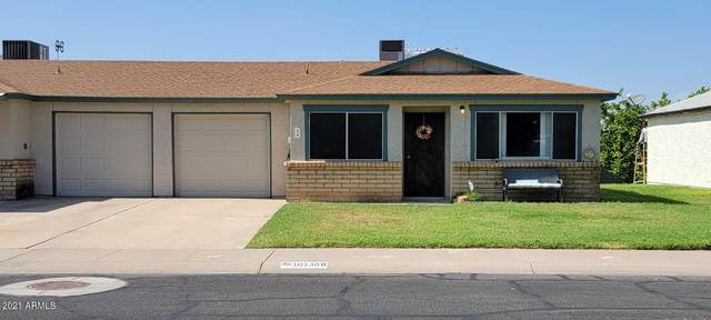10138 N 97TH Drive B, Peoria, AZ 85345 (MLS #6290868) :: The Ellens Team