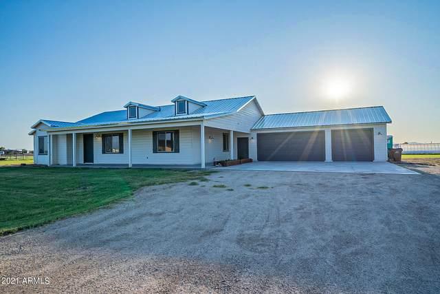 274 N Cedar Creek Drive, Coolidge, AZ 85128 (MLS #6290875) :: Devor Real Estate Associates