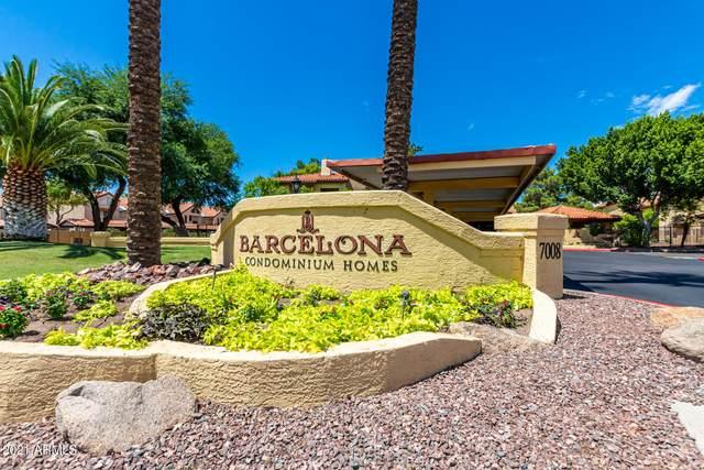 7008 E Gold Dust Avenue #216, Paradise Valley, AZ 85253 (MLS #6290884) :: Jonny West Real Estate