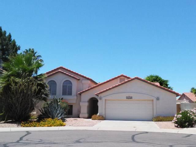 16412 S 42nd Place, Phoenix, AZ 85048 (MLS #6290896) :: Executive Realty Advisors