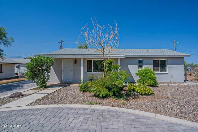 1296 N Ironwood Lane, Coolidge, AZ 85128 (MLS #6290901) :: Devor Real Estate Associates