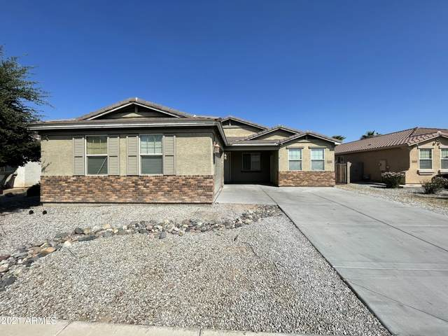 7045 S 71ST Drive, Laveen, AZ 85339 (MLS #6290903) :: The Everest Team at eXp Realty