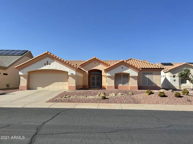 15116 W Arzon Way, Sun City West, AZ 85375 (MLS #6290938) :: The Everest Team at eXp Realty