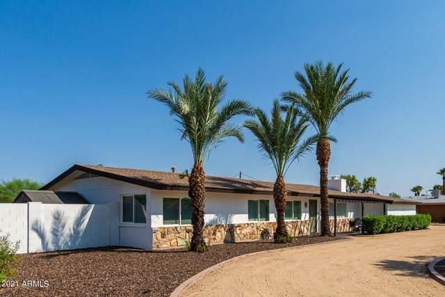 12233 N 64TH Street, Scottsdale, AZ 85254 (MLS #6290948) :: My Home Group