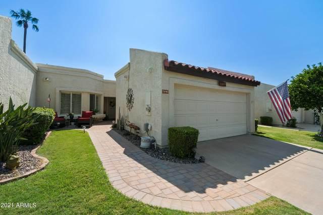 7847 E Mariposa Way, Mesa, AZ 85208 (MLS #6290950) :: Klaus Team Real Estate Solutions