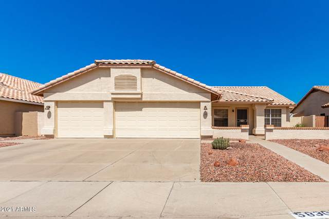 5836 W Cinnabar Avenue, Glendale, AZ 85302 (MLS #6290953) :: Yost Realty Group at RE/MAX Casa Grande