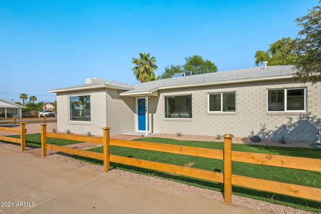 3355 N 18TH Avenue, Phoenix, AZ 85015 (MLS #6290958) :: Executive Realty Advisors