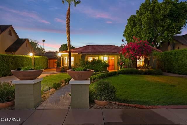 926 W Willetta Street, Phoenix, AZ 85007 (MLS #6290959) :: Executive Realty Advisors