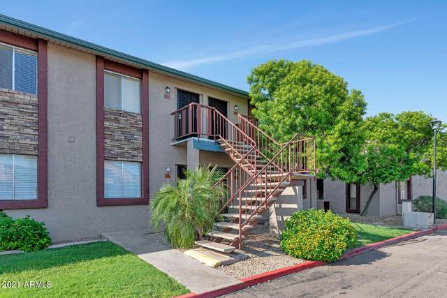 4354 N 82nd Street E #222, Scottsdale, AZ 85251 (MLS #6290964) :: ASAP Realty
