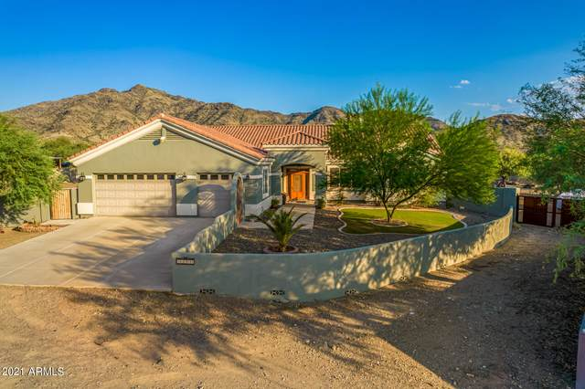 11709 S 42ND Avenue, Laveen, AZ 85339 (MLS #6290967) :: West USA Realty