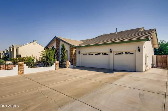 7758 N 44TH Drive, Glendale, AZ 85301 (MLS #6291022) :: Yost Realty Group at RE/MAX Casa Grande