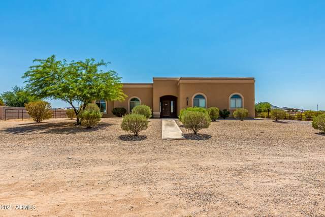 20805 W Kaibab Road, Buckeye, AZ 85326 (MLS #6291036) :: Elite Home Advisors