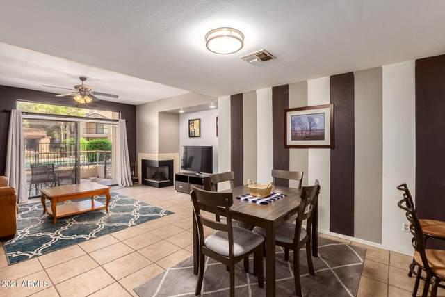 6550 N 47TH Avenue #143, Glendale, AZ 85301 (MLS #6291047) :: Jonny West Real Estate