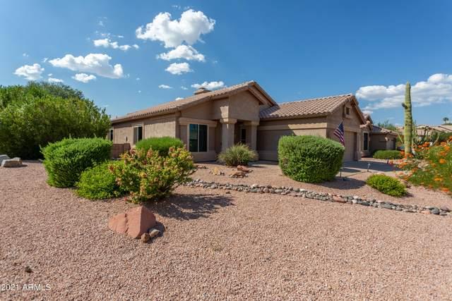 17233 E Kensington Place, Fountain Hills, AZ 85268 (MLS #6291082) :: Elite Home Advisors